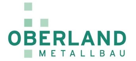 Oberland Metallbau & Bauschlosserei GmbH
