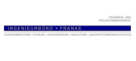 Ingenieurbüro Franke GmbH & Co. KG – Fassaden und Projektmanagement